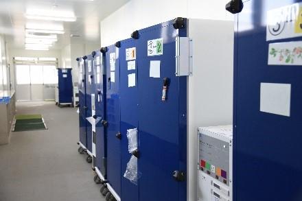 移動式の保冷庫