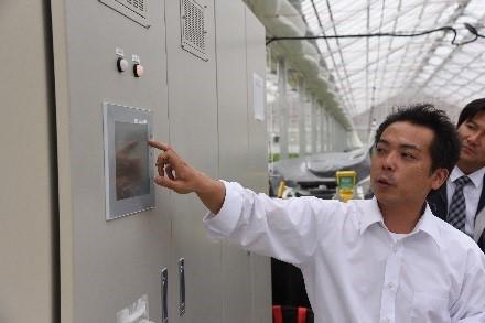 統合環境制御装置